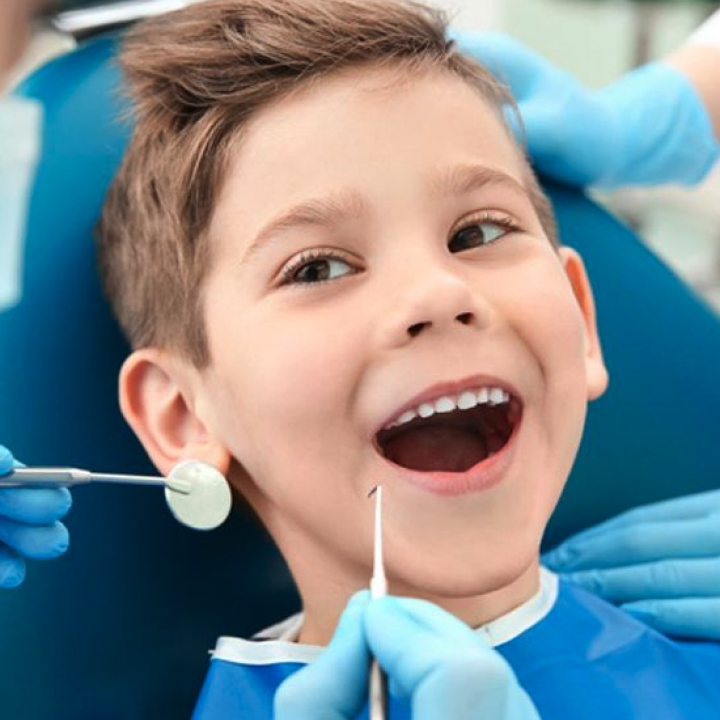 Kids Root canal Treatment