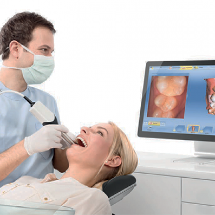 Cerec 1 Visit Dentistry