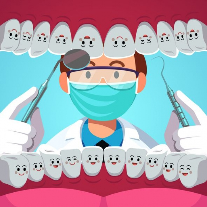 Kids Dental Check up